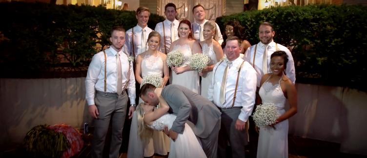 Top Winston Salem Wedding Event Videographer & Cinematic Films Thompson Wedding Photography